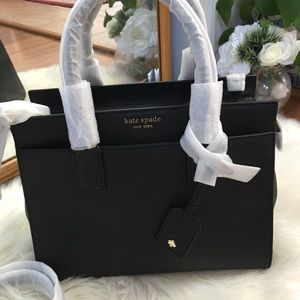 Kate spade Cameron Leather Satchel
